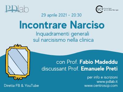 Inquadramenti generali sul narcisismo nella clinica